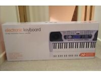 Acoustic Solutions 54 Key Electric Keyboard