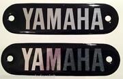 Yamaha Tank Badge