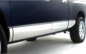 Willmore - Exterior Trim - Rocker panels for trucks Dodge Ram
