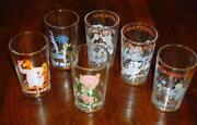 Vintage Jelly Glasses