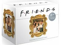 Friends - Season 1-10 Complete Collection (15th Anniversary) [DVD] Boxed & Sealed