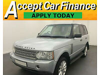 Range Rover 4.2 V8 auto Supercharged Vogue SE FINANCE OFFER FROM £72 PER WEEK!