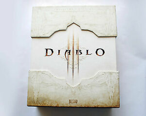 """Sealed!"" Diablo III collector s edition"