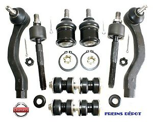 SUSPENSION,BALL JOINT,LINK,TIE ROD,SHOCK,AMORTISSEUR  TOP PLATE