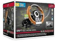 Brand new PC gaming wheel