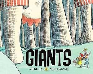 Giants!, Kelly, Mij, Good Used  Book