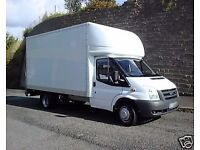 24/7 NATIONWIDE MOVERS MAN WITH VAN HIRE MOVING VAN HOUSE OFFICE FLAT HOME PIANO MOTORBIKE MOVERS