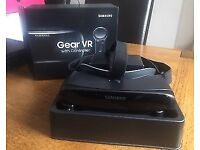 Samsung Gear VR Headset with Motion Black Controller