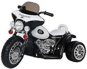 Brand New Electric Child Ride On Three Wheel Motorcycle with Music, Light, more