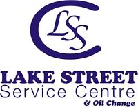 Free E-test with Safety!!!! Lake Street Service Centre