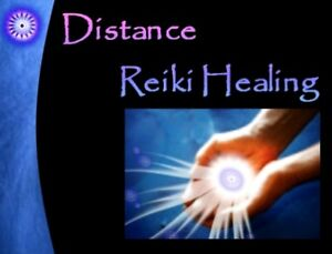 Long Distance Reiki Healing Sessions