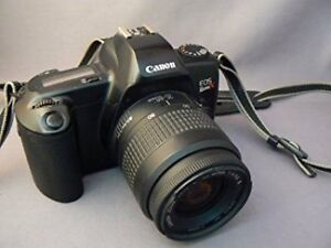 CANON REBEL X E0S CAMERA WITH BAG/KIT
