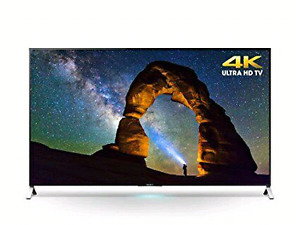 SONY XBR65X900C ANDROID KODI 4K SMART 3D TOP OF THE LINE TV
