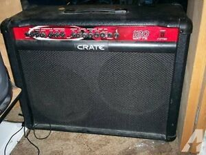 Crate 120 watt amp