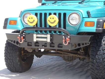 Jeep Wrangler TJ Bumpers