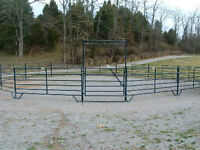 Looking for used round pen