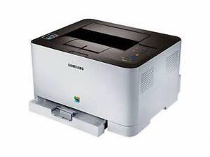Samsung Xpress SL-C410W Color Printer