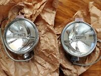 Lucas LR6 Spotlamps BRAND NEW never used, ideal for Vintage, Classic car etc