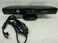 Xbox360 kinect sensor with the(AC ADAPTER power supply worth £10 on ebay on own)Comes with 1 game