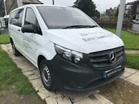Mercedes-Benz Vito 2.1CDI - Long 2015MY 114 BlueTEC