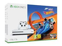 Xbox One S 500GB Console – Forza Horizon 3 Hot Wheels Bundle - NEW SEALED