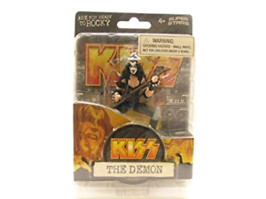 KISS superstars figurines