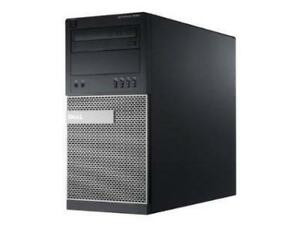 Dell Optiplex 7020 Tower Intel i5-4570 3.2GHz CPU 16GB RAM 128GB SSD + 500GB SATA HDD DVDRW