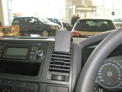 Brodit 654432 Car ProClip Mount for Volkswagen Caravelle 10-15, T5 Transporter