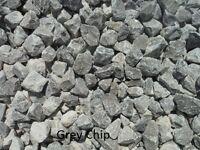 Grey 20mm Garden Chips