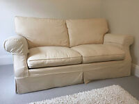 Laura Ashley 2 Seater Sofa Bed