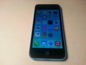 "Selling Blue iPhone 5C with Telus/koodo ""MINT CONDITION"""