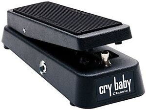 Dunlop GCB95F Crybaby Classic with Fasel Inductor