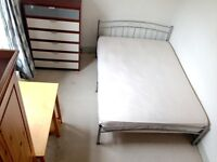 Fully Furnished Double Room in Clean Family Home - Cricklewood NW2 - Includes Bills - VIEW NOW