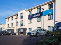 Travelodge family Room Ayr Saturday 1st September - ideal Scottish airshow accomodation