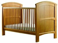 Cossato Hogarth (3-in-1) Cot Bed (Cost £300)