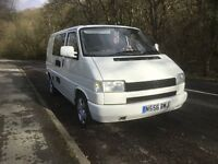 VW T4 Campervan - New MOT - ready to go for the summer