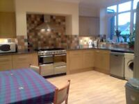 Large furnished double bedroom in beautiful, spacious house. Nr Boscombe shops & beach 453pcm