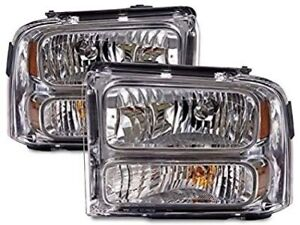 F250 f350 f450 f550 headlights