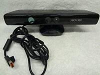 Xbox 360 kinect sensor with game