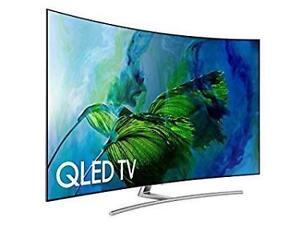 Télévision QLED 65'' POUCE QLED QN65Q8CAMFXZA INCURVÉ 4K ULTRA UHD HDR SMART WI-FI Samsung - BESTCOST.CA