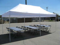 BOOK YOUR SUMMER PARTY NOW Tents Rental/Chairs,Table...