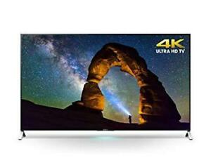 SONY BRAVIA 65 4K 3D ANDROID SMART UHDTV *NEW IN BOX*