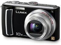 Panasonic DMC-TZ5-K Digital Camera