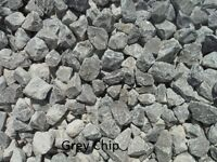 Grey 20mm Garden and Driveway Chips
