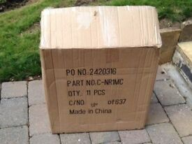 cardboard boxes of large size