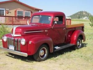 1946-55 Ford or Merc