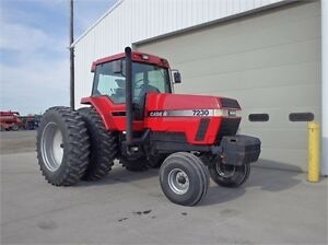 Wanted, low hour Case IH Magnum tractor