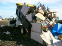 Garbage and construction debris removal