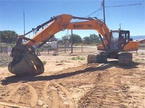 2013 Sany SY235C-LC Hydraulic Excavator