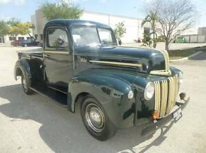 WANTED 1946 Ford Pickup